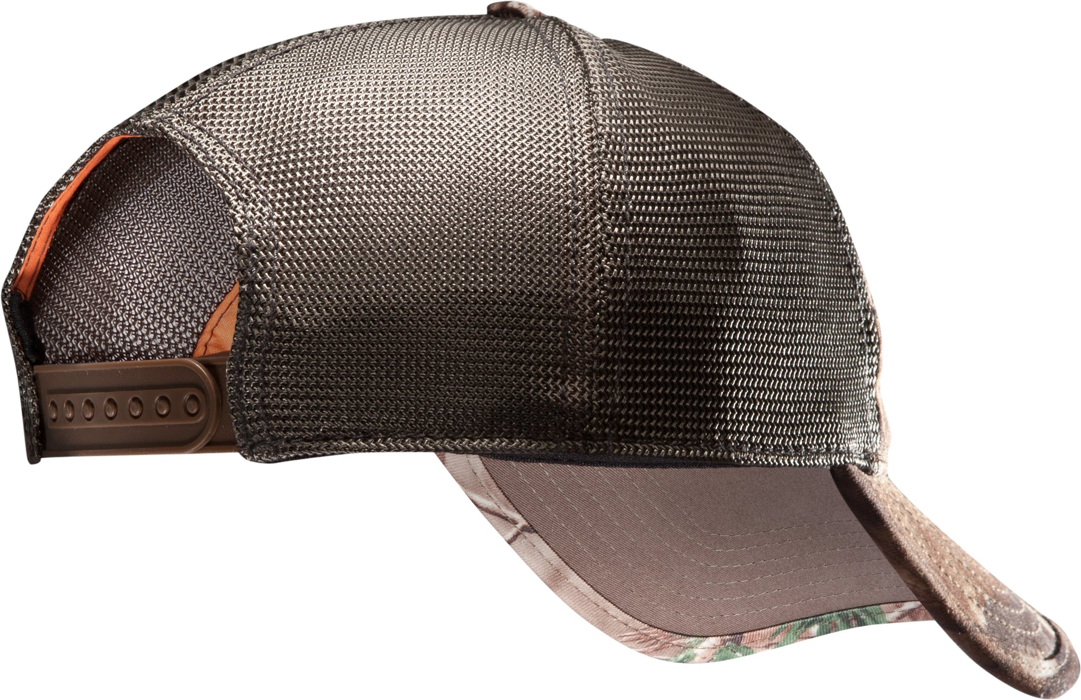 Men's UA Camo Mesh Back Cap, Realtree AP