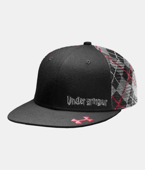 Men s UA Uber Swagger Fitted Cap  0e53e7be786