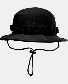 New Arrival  Men's UA Tactical Bucket Hat LIMITED TIME: FREE SHIPPING 1 Color $34.99