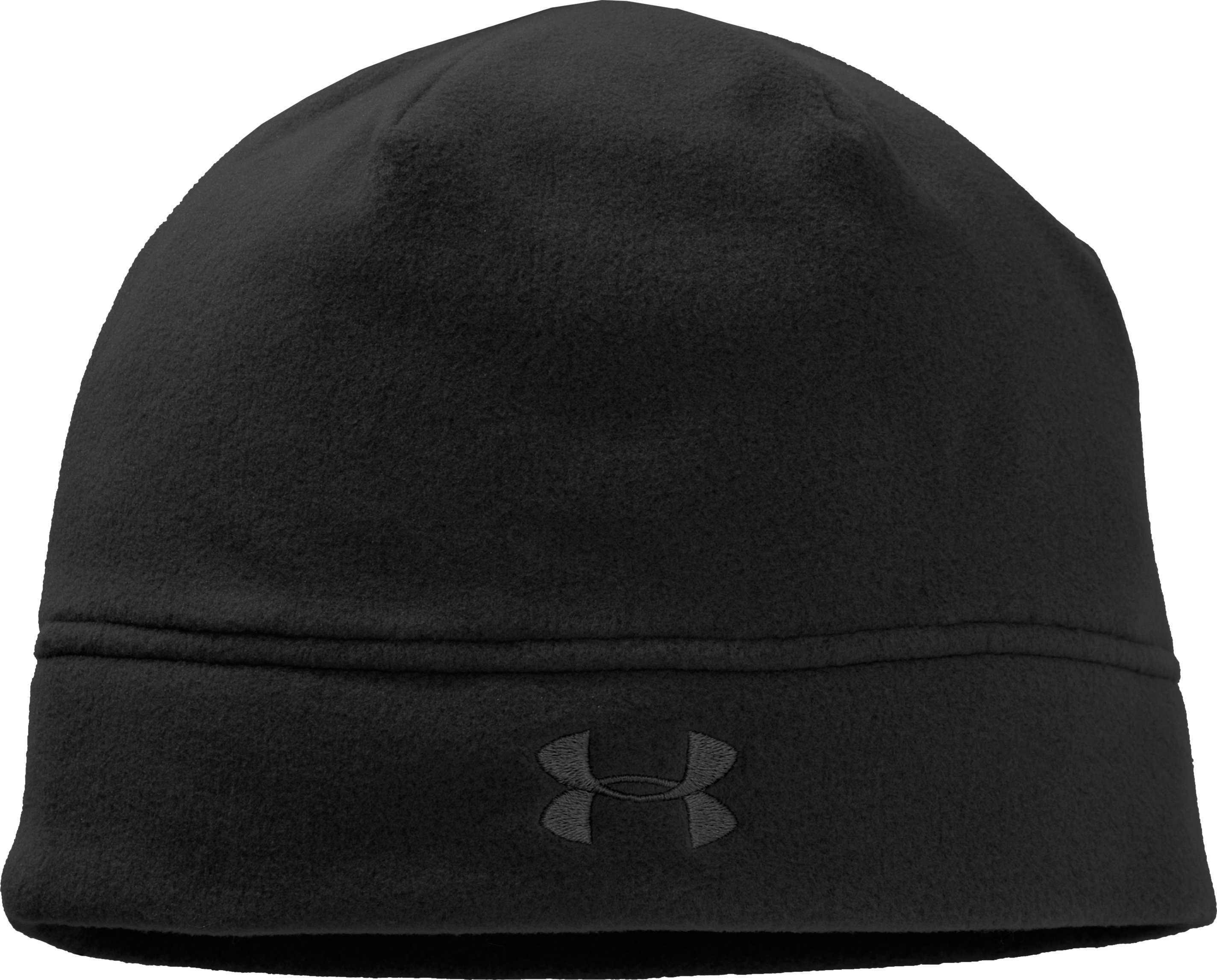 Men's UA Tactical Arctic Beanie, Black , zoomed image
