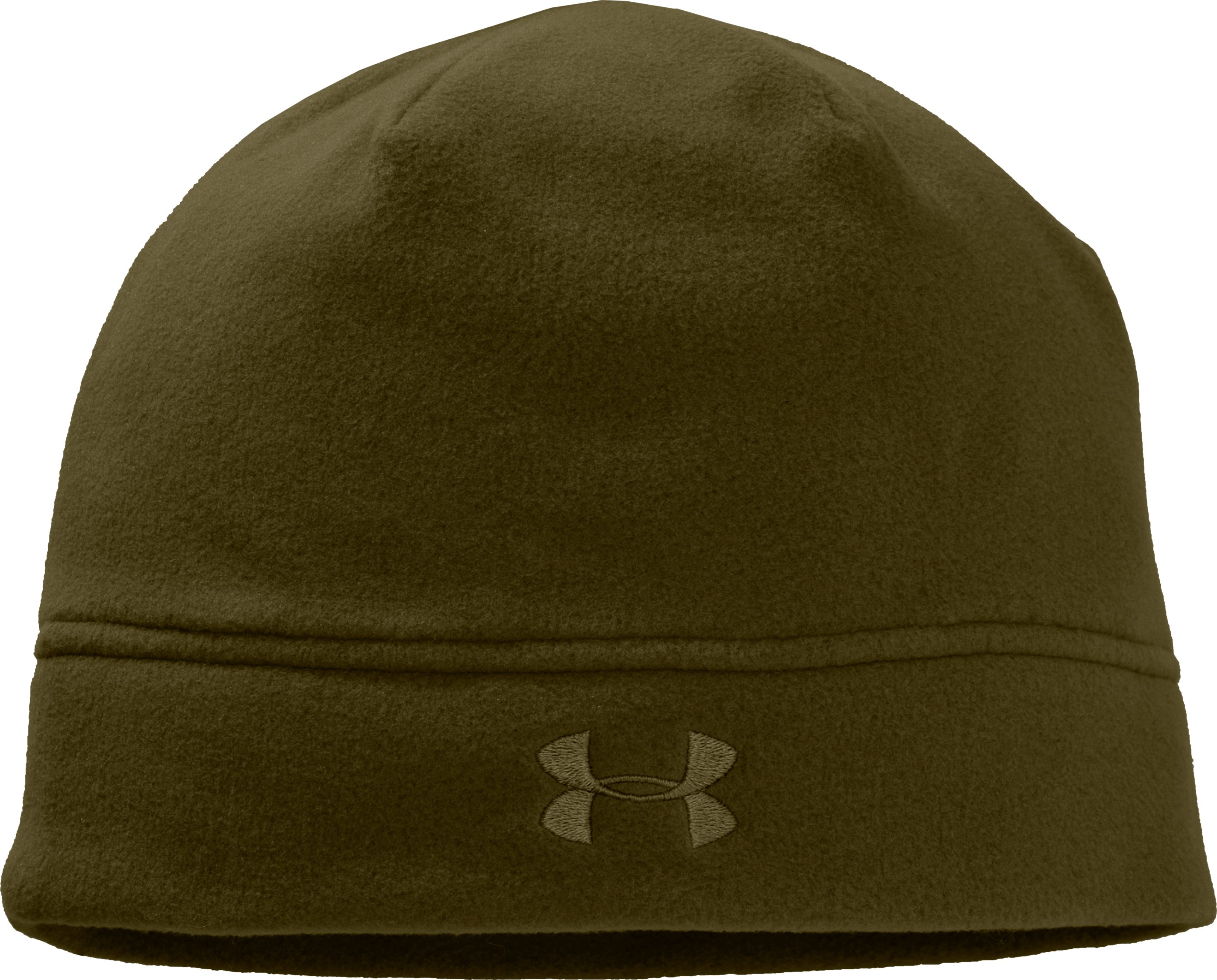 Men's UA Tactical Arctic Beanie, Marine OD Green, undefined