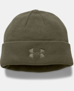 Men's Tactical Stealth Beanie  1  Color Available $29.99