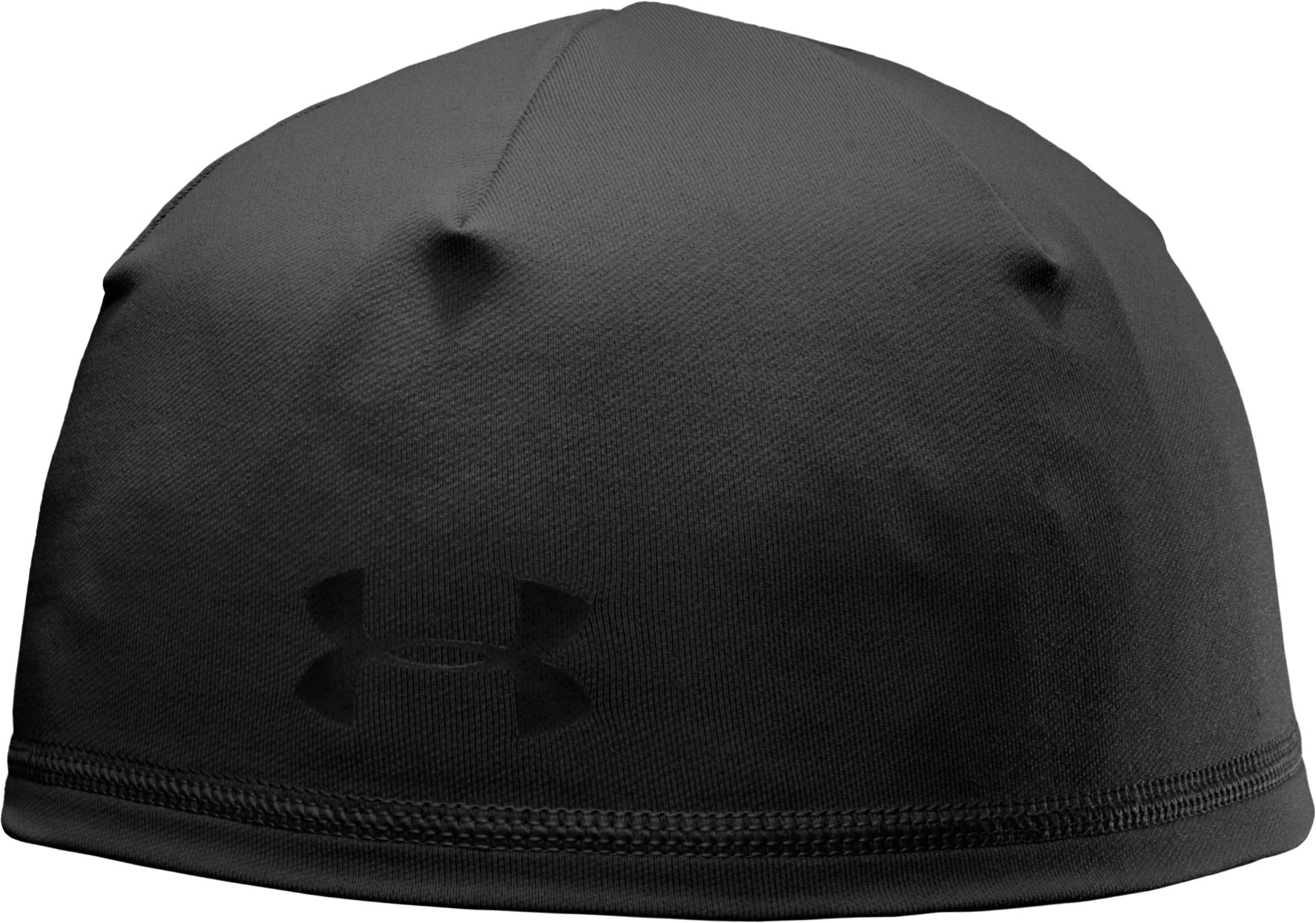 Men's ColdGear® Tactical Beanie, Black