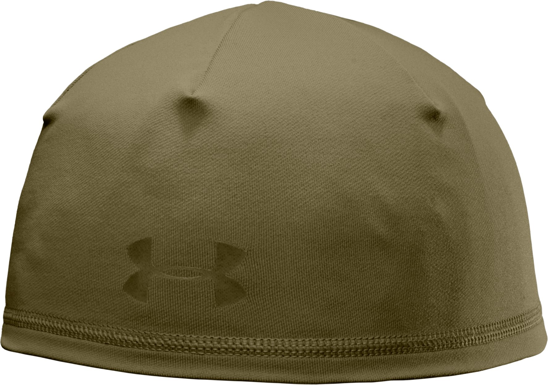 Men's ColdGear® Tactical Beanie, Marine OD Green