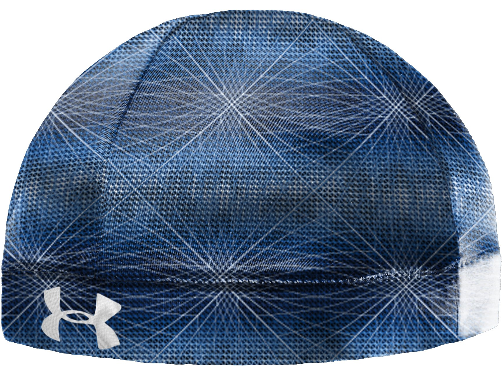 Men's UA Graphic Skull Cap, Royal, zoomed image