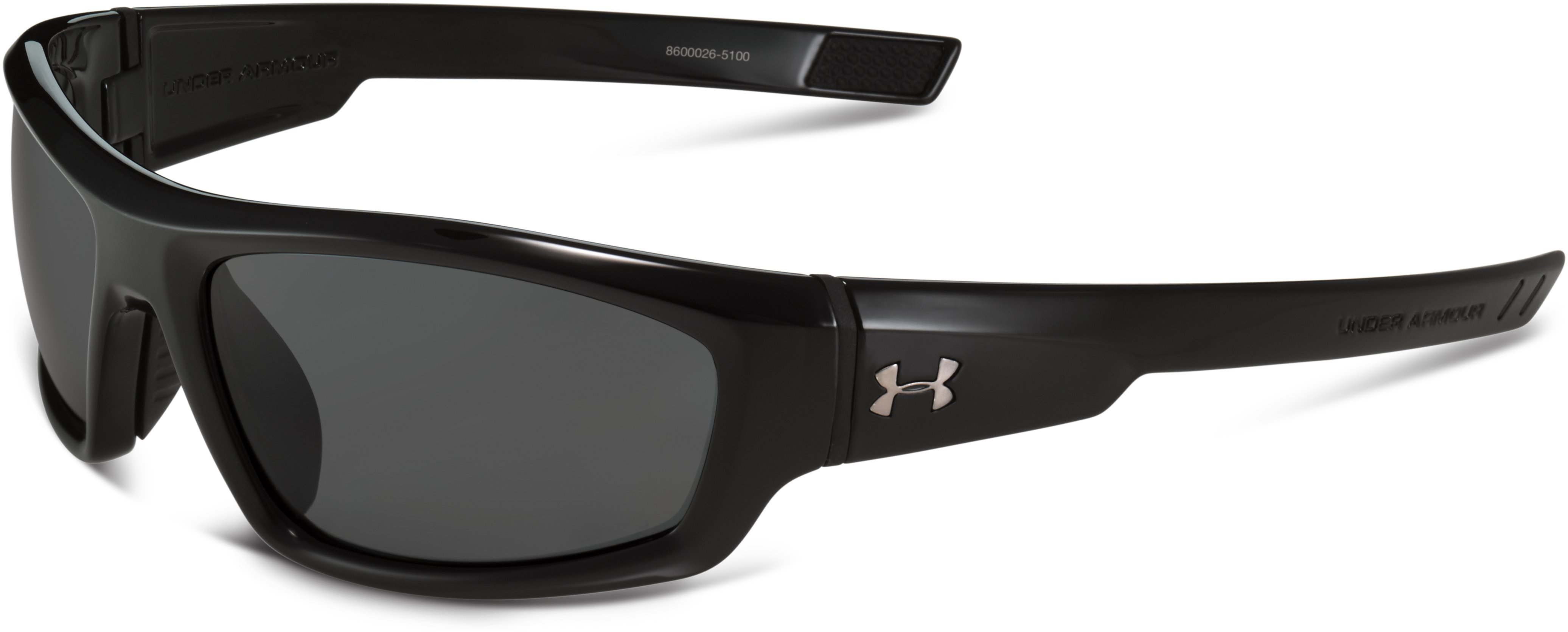 UA Power Sunglasses, Shiny Black, zoomed image