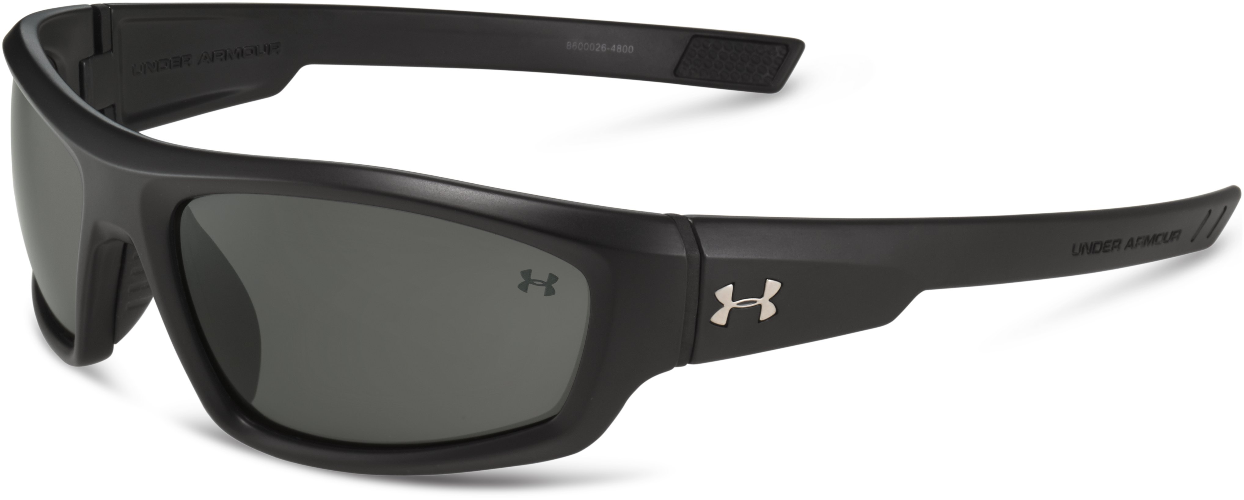 UA Power Sunglasses, Satin Black
