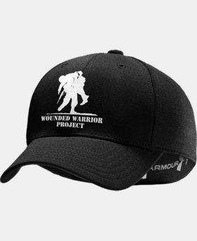 Men's WWP Stretch Fit Cap  1 Color $14.99