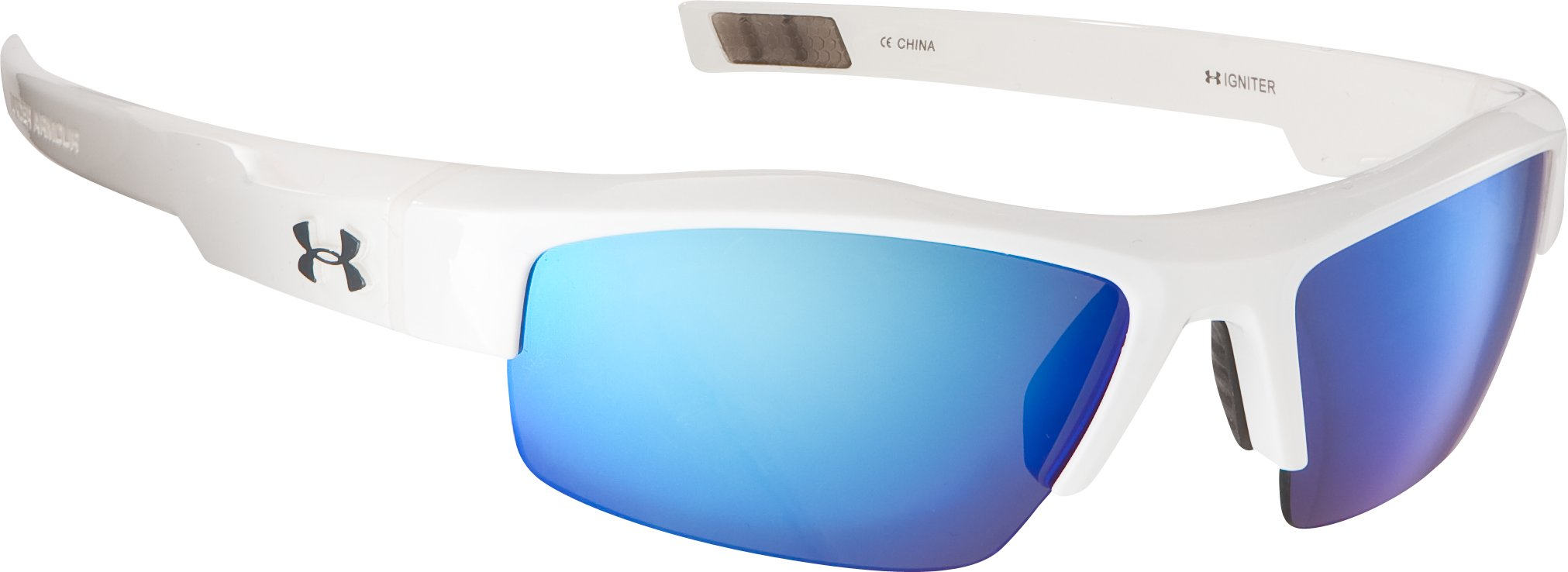 UA Igniter Multiflection™ Sunglasses, Shiny White