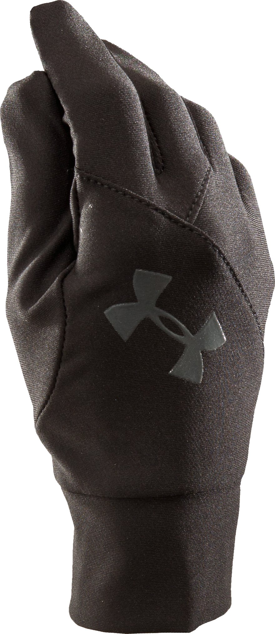 Women's Liner Gloves, Black