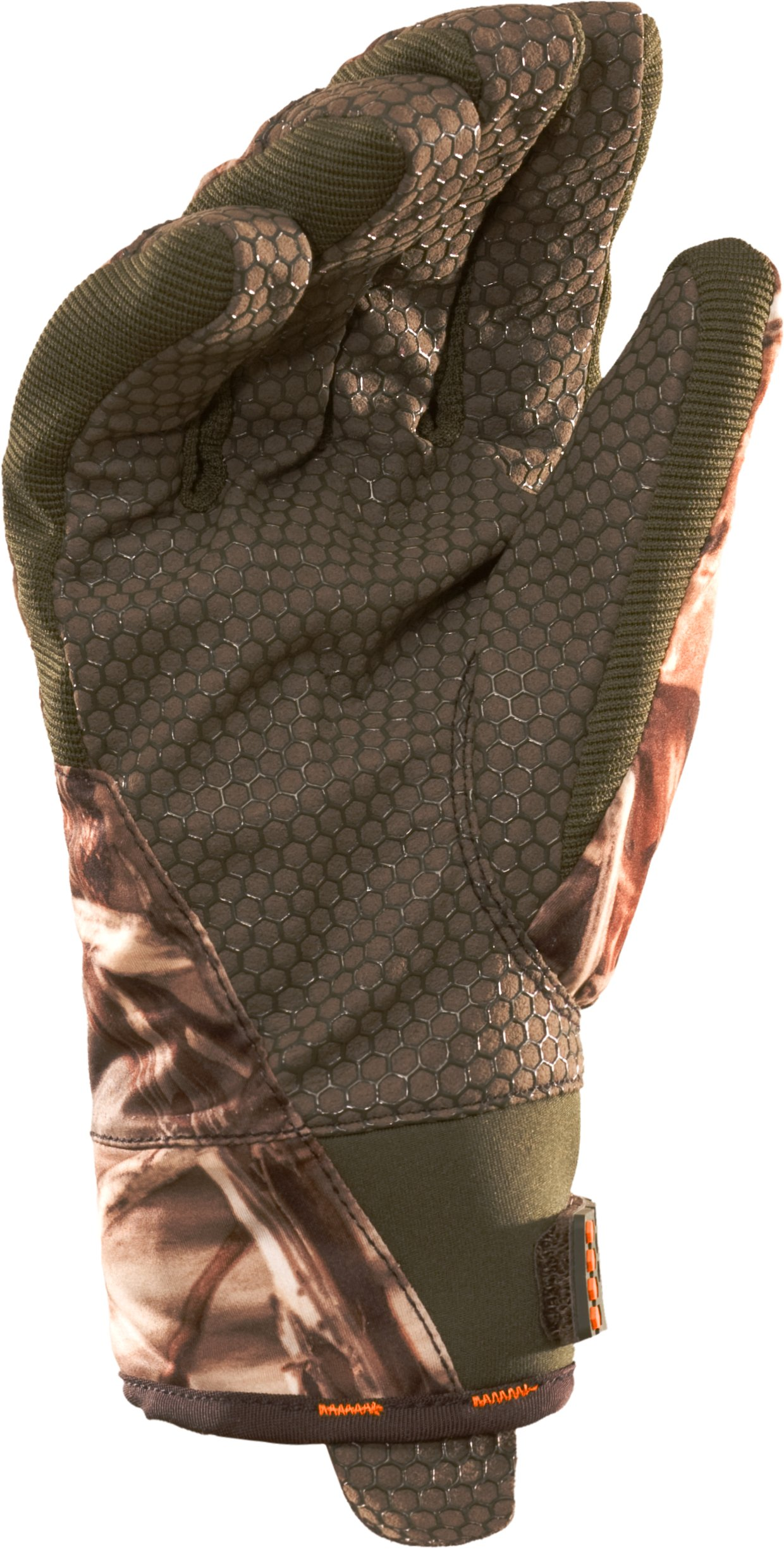 Men's Flex Insulated Camouflage Gloves, Realtree AP, undefined