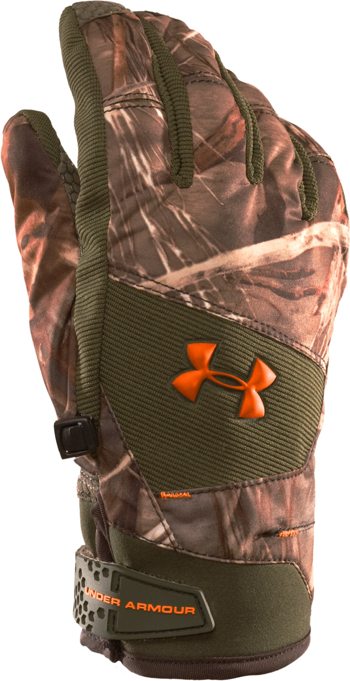 Men's Flex Insulated Camouflage Gloves, Realtree AP