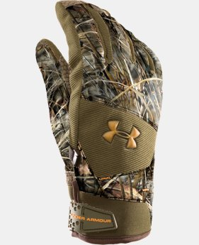 Men's Flex Insulated Camouflage Gloves
