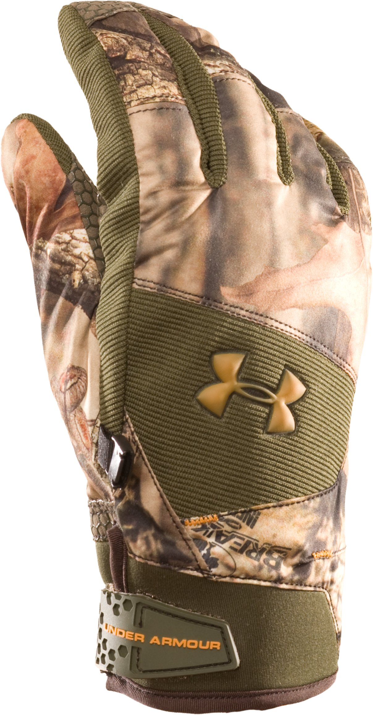 Men's Flex Insulated Camouflage Gloves, Mossy Oak Break-Up Infinity, undefined