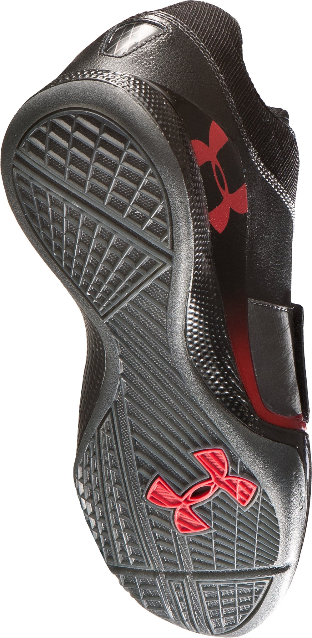 Men's UA Micro G® Bloodline Basketball Shoes, Black