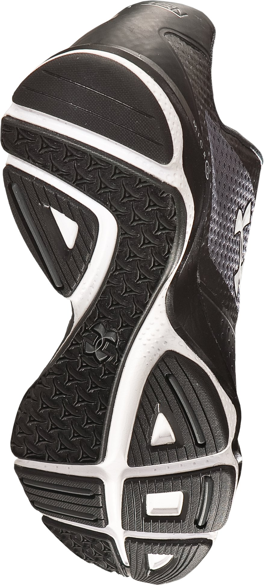 Men's UA Micro G® Quick II Training Shoes, Black , undefined