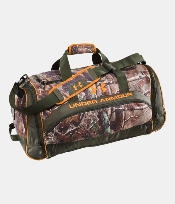 Ua Large Camo Duffel Bag