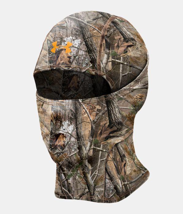 Men s ColdGear® Camouflage Hood  9722d045e14