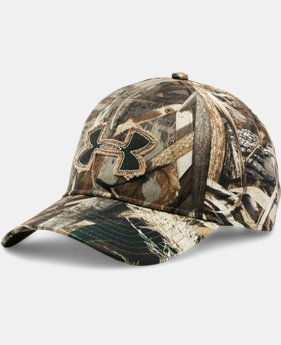 New Arrival  Men's Camo Alpine Adjustable Cap  3 Colors $29.99