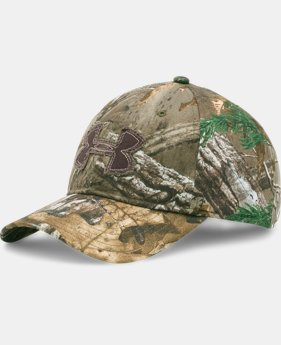 Men's Camo Alpine Adjustable Cap  3 Colors $24.99