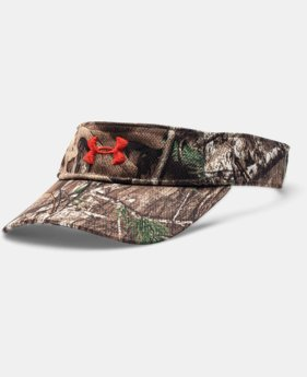 Men's UA Armour™ Camo Approach Visor  1 Color $14.99