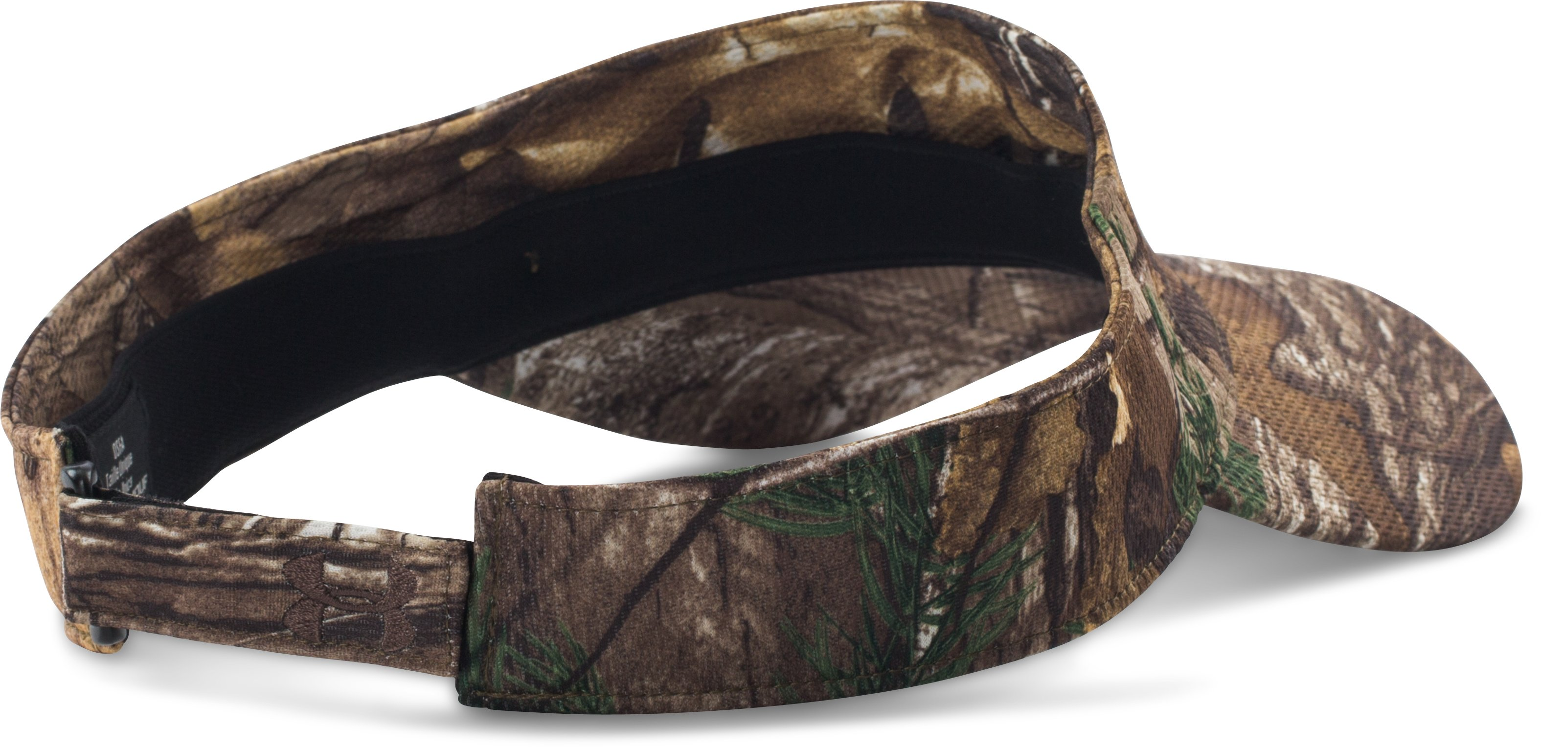 Men's UA Armour™ Camo Approach Visor, REALTREE AP-XTRA, undefined
