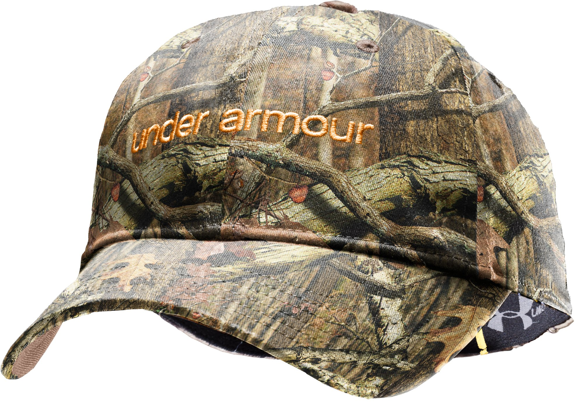 Women's Camo Fresh Powder Adjustable Cap, Mossy Oak Break-Up Infinity, zoomed image