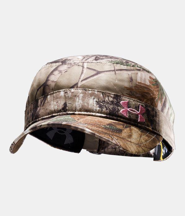 UA Camo Versa Military Cap. Women s Hunting Headwear dd66b5a83613