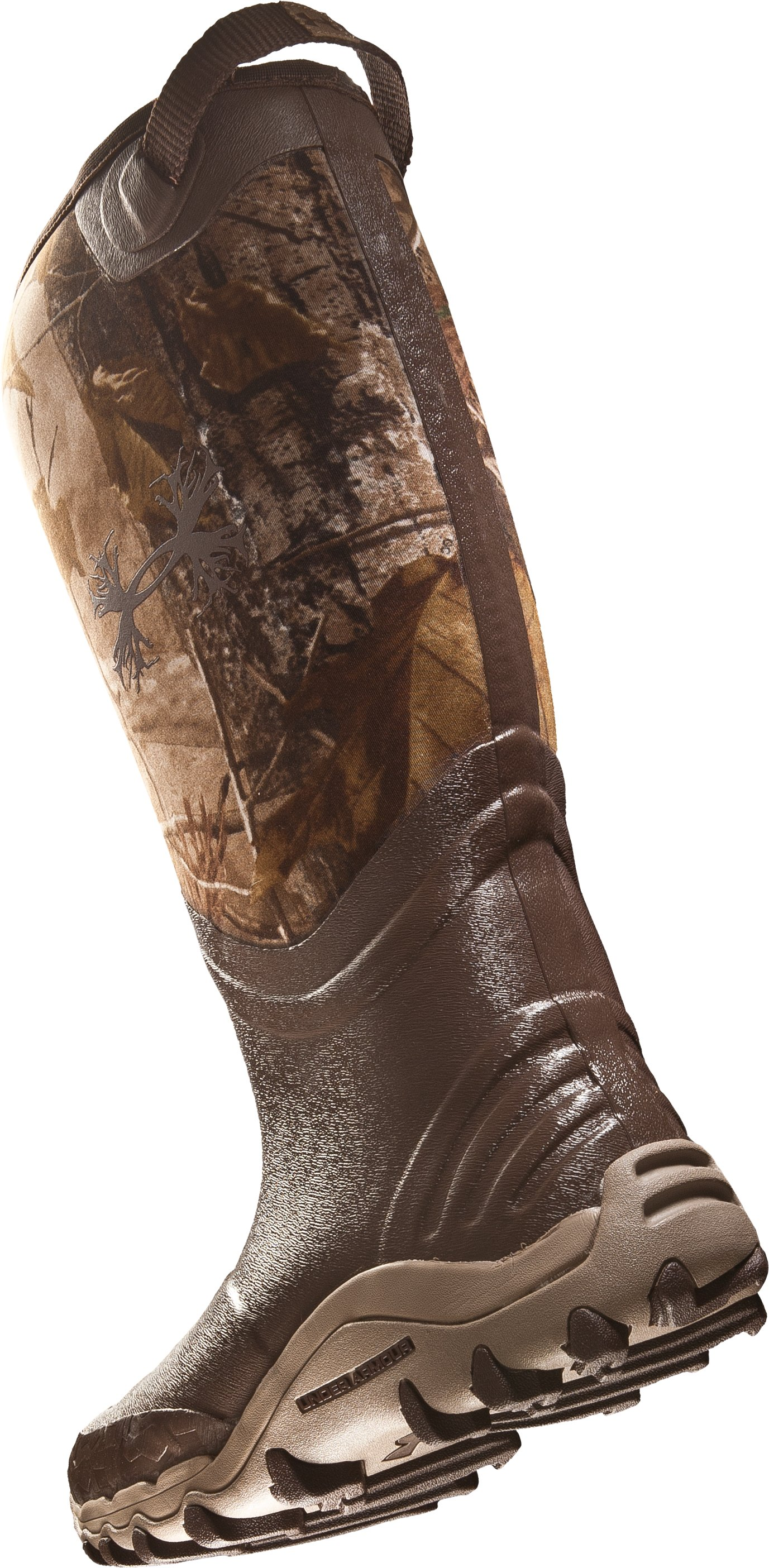 Men's UA H.A.W. Hunting Boots, Timber