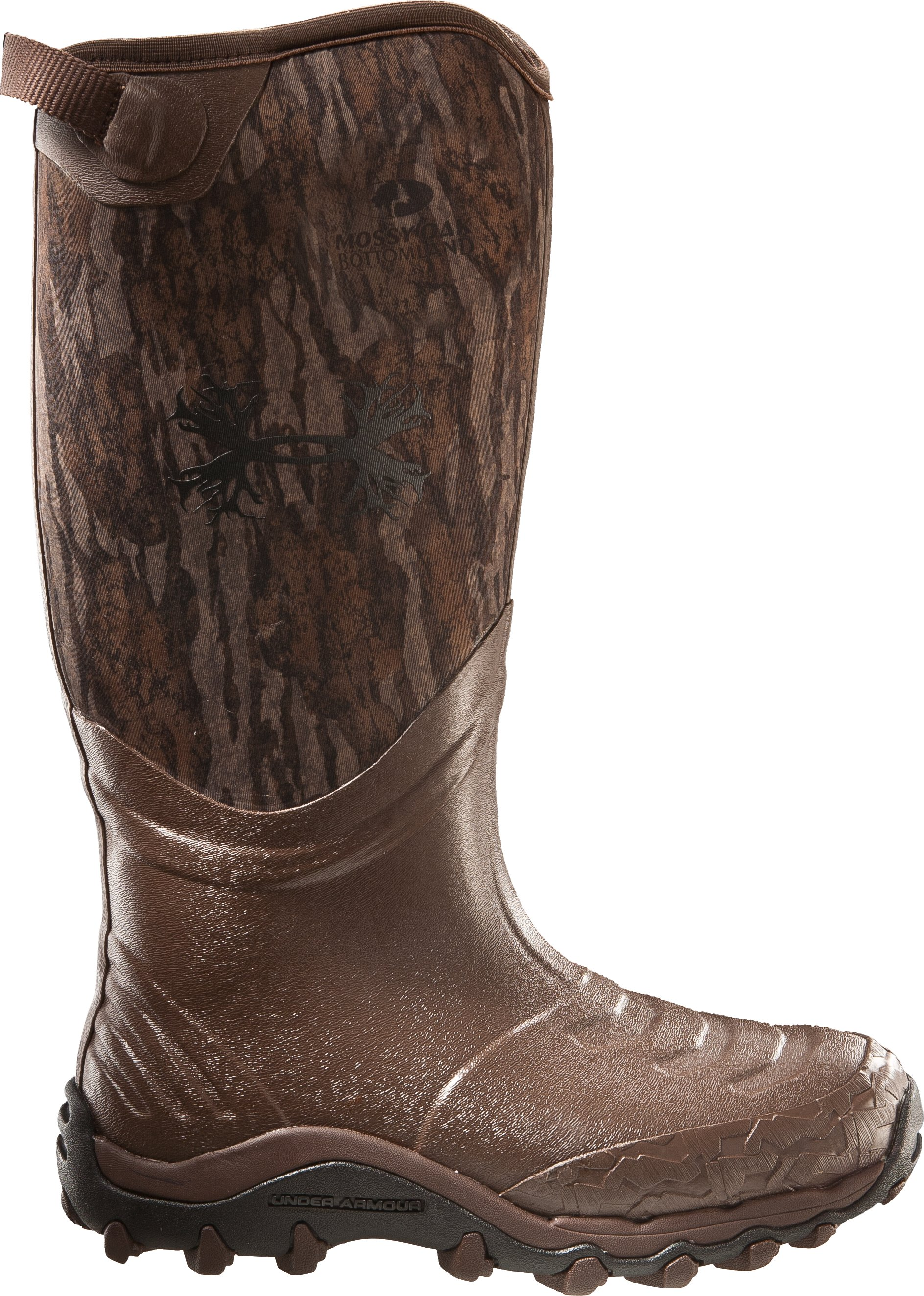 Men's UA H.A.W. Hunting Boots, Timber, zoomed image
