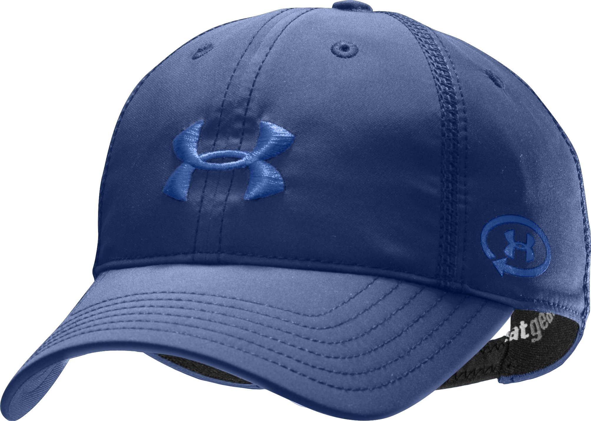 Women's UA Catalyst Adjustable Cap, Evening, zoomed image