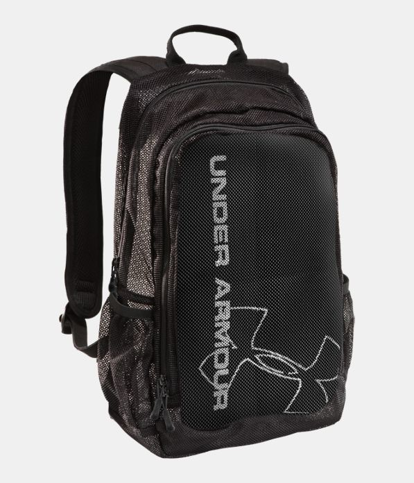 98d52dee2a Product DNA. All-over mesh backpack ...