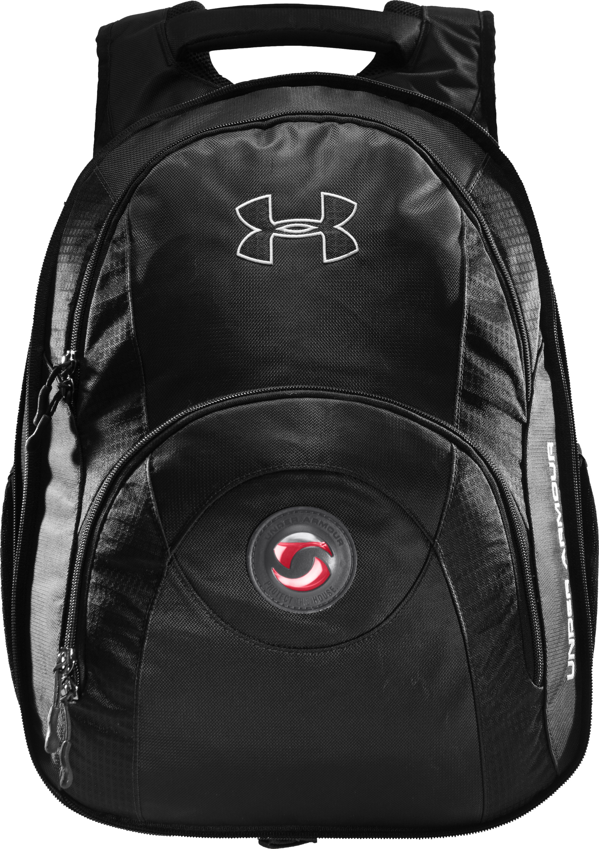 UA Overtime Backpack, Black , zoomed image