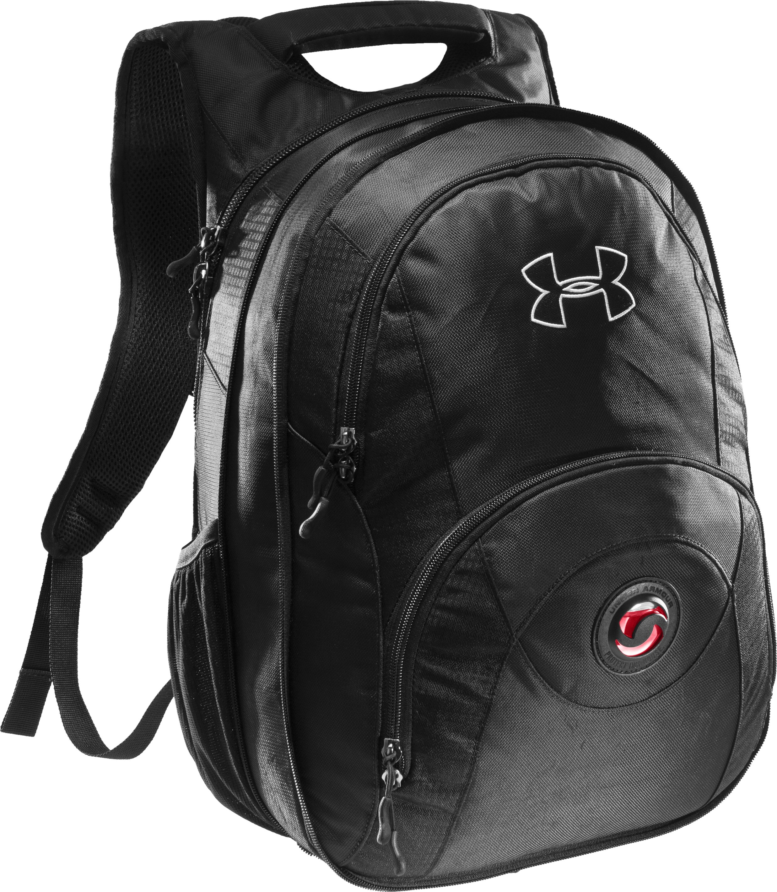 UA Overtime Backpack, Black ,