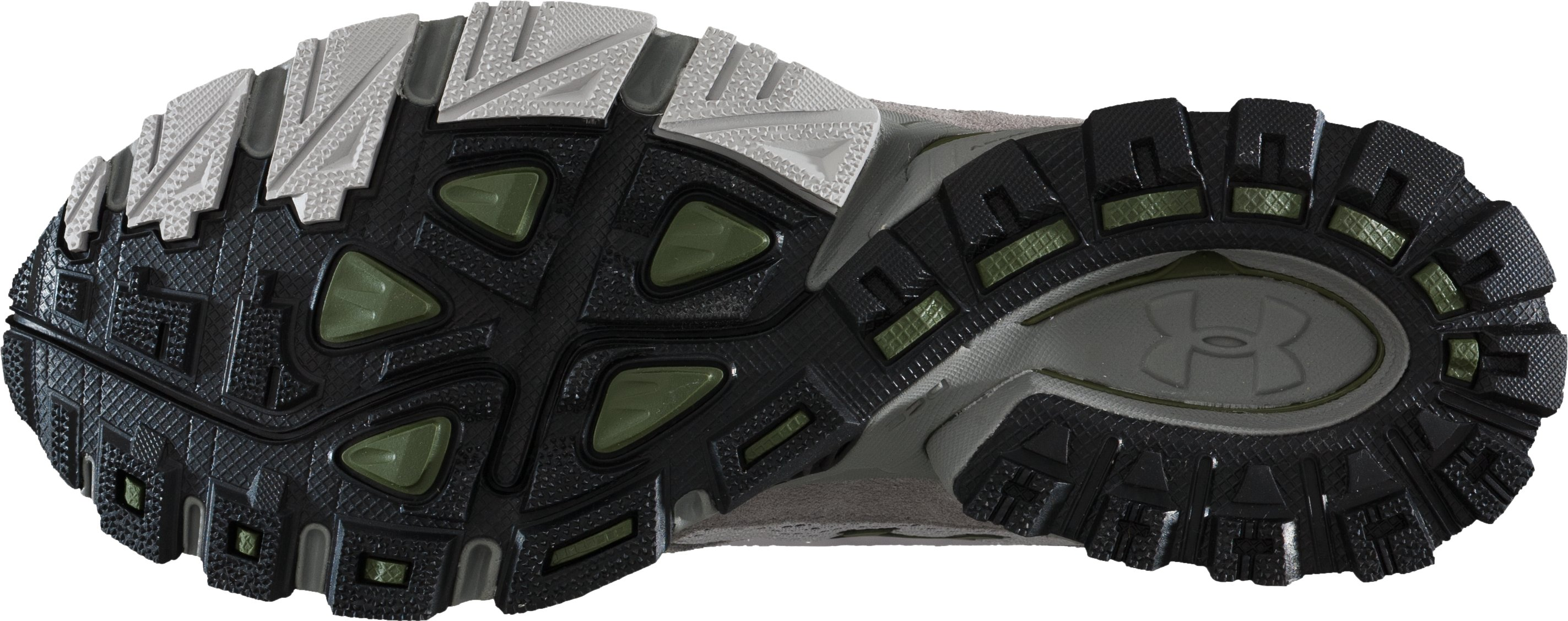 Men's UA Chetco Trail Shoes, Charcoal