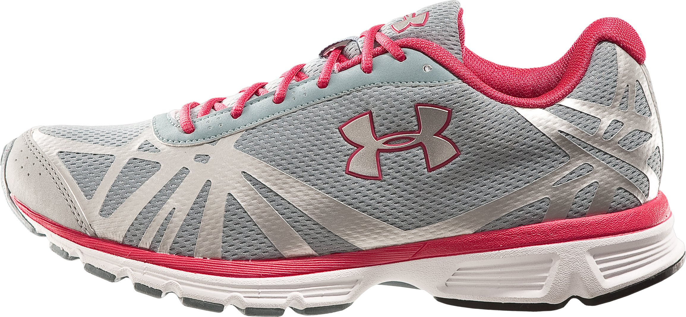 Women's UA Reign Running Shoes, Solder