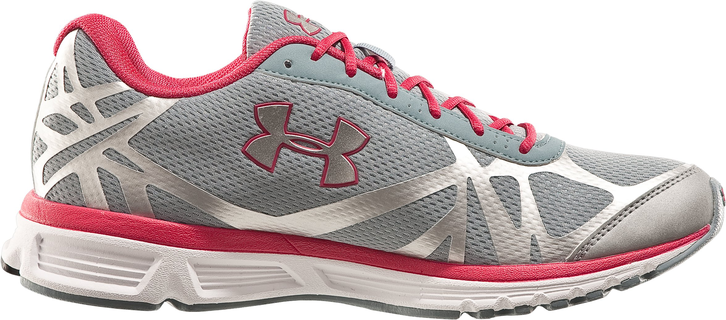 Women's UA Reign Running Shoes, Solder, undefined