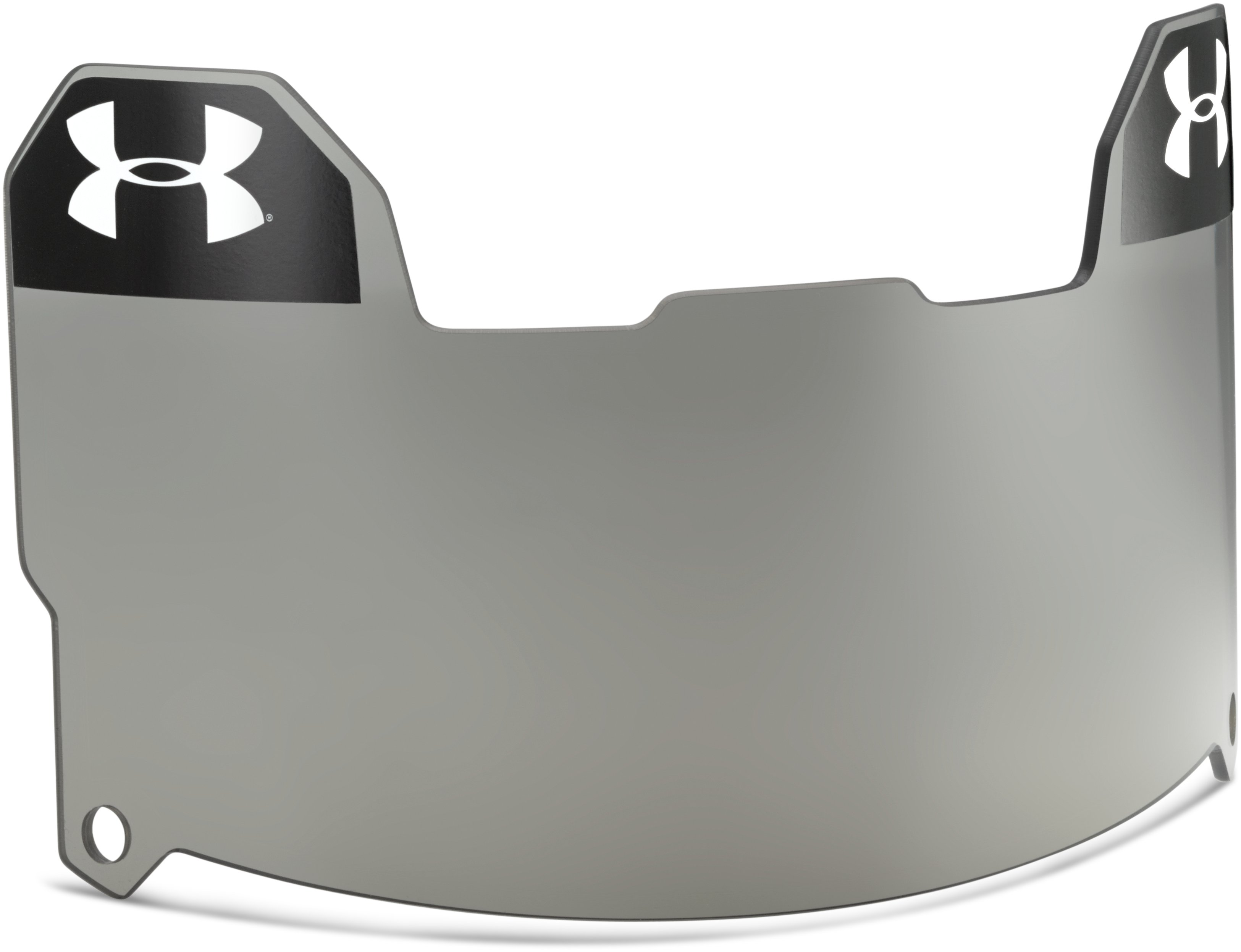 UA Football Visor Gray, Smoked,