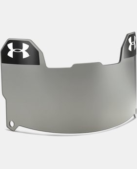 Football Visor Gray