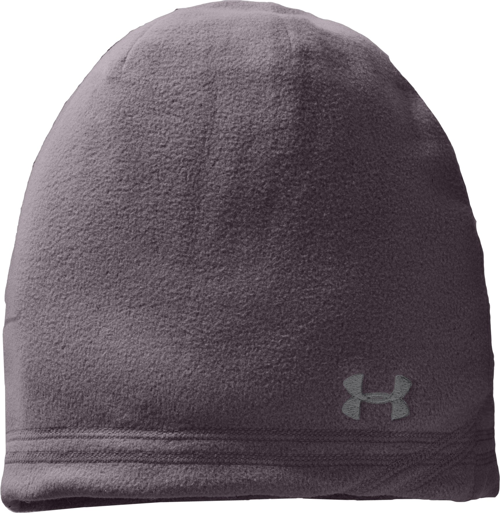 Men's UA Blustery Beanie, Charcoal