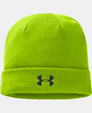 Men's UA Sideline Beanie LIMITED TIME: FREE U.S. SHIPPING 1 Color $17.99