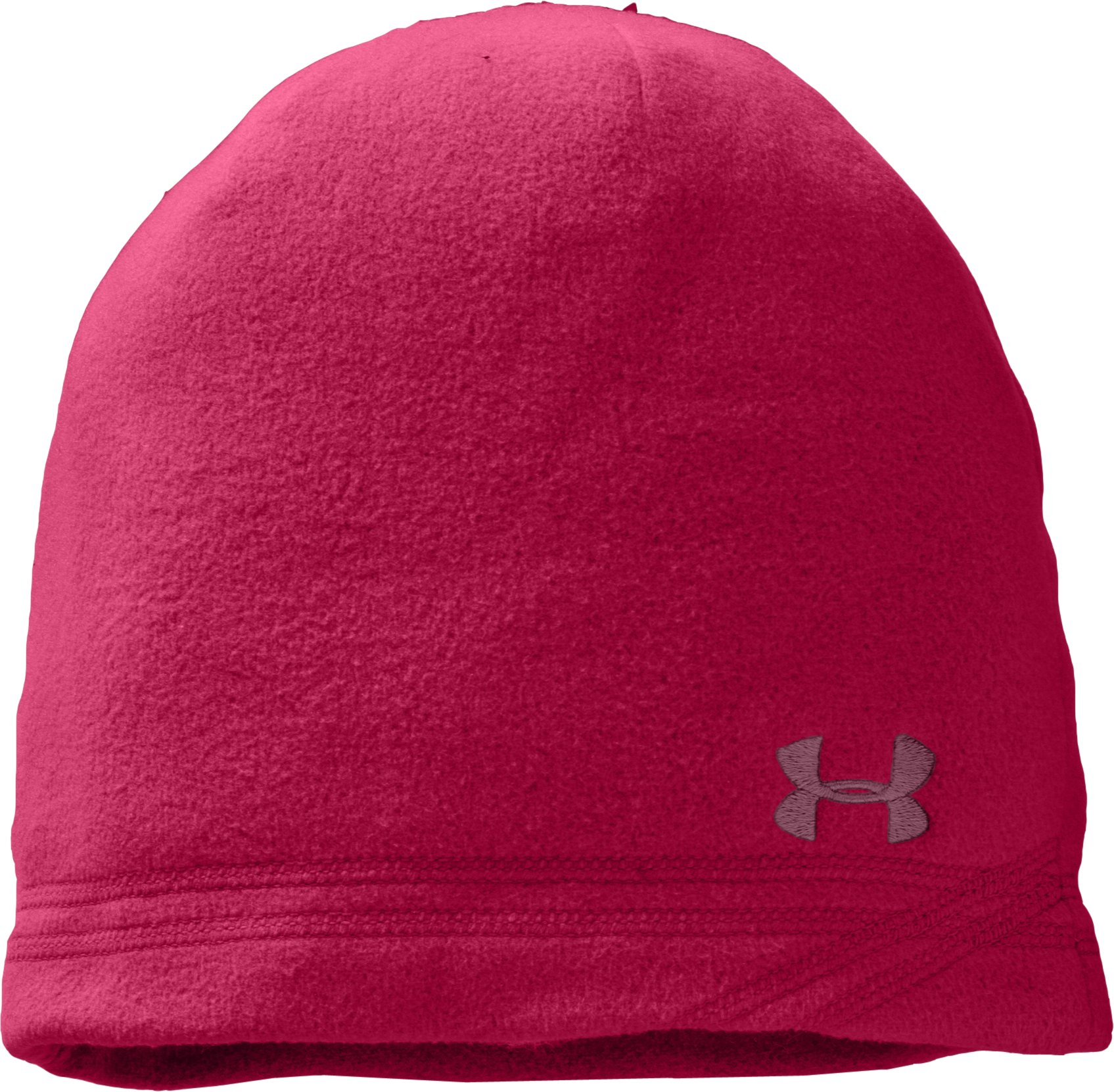 Women's UA Blustery Beanie, Strength, undefined