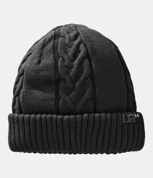 ce4344073c8 Women s UA Cable Knit Beanie