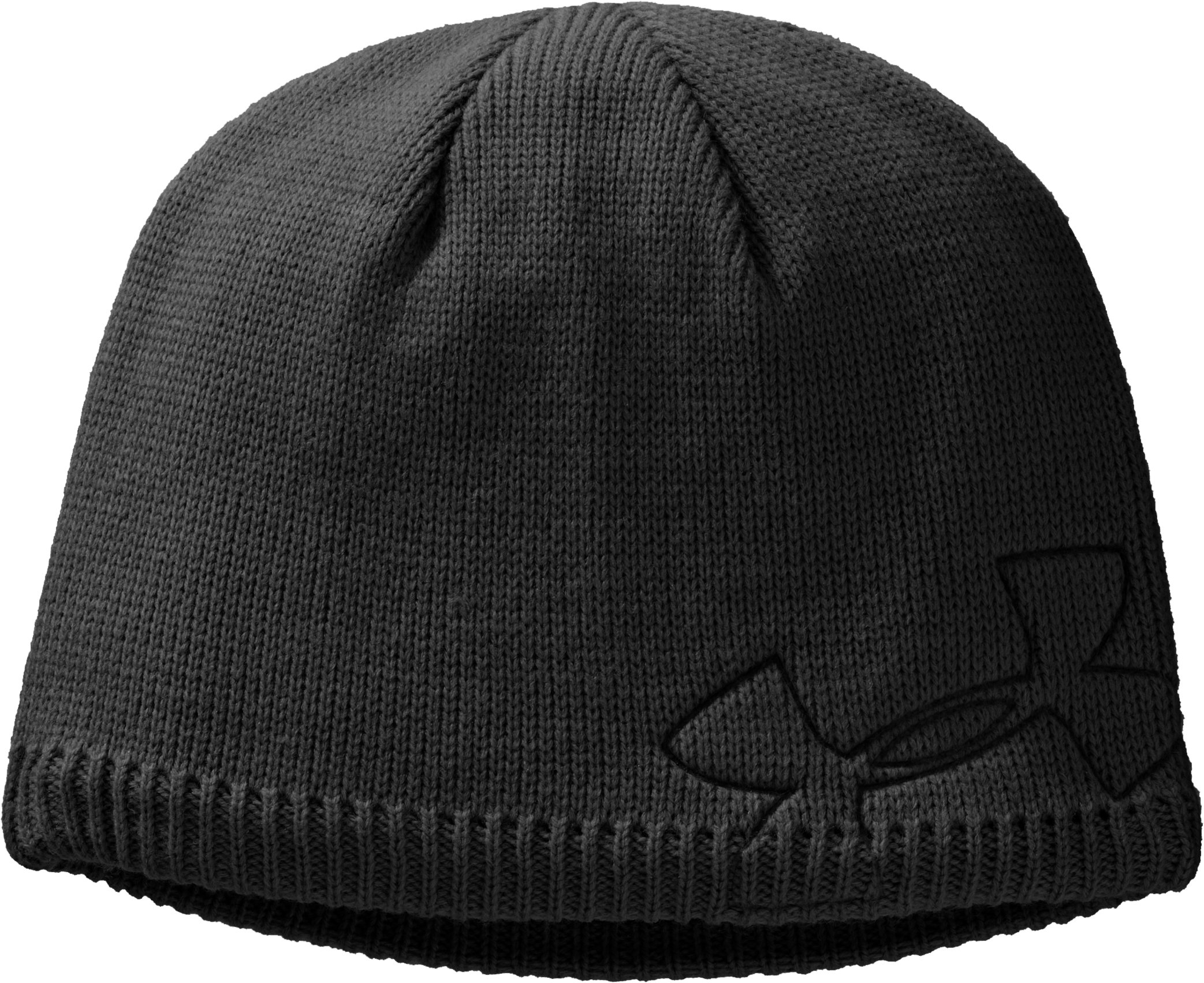 Men's Sonic Weld Beanie, Black , zoomed image