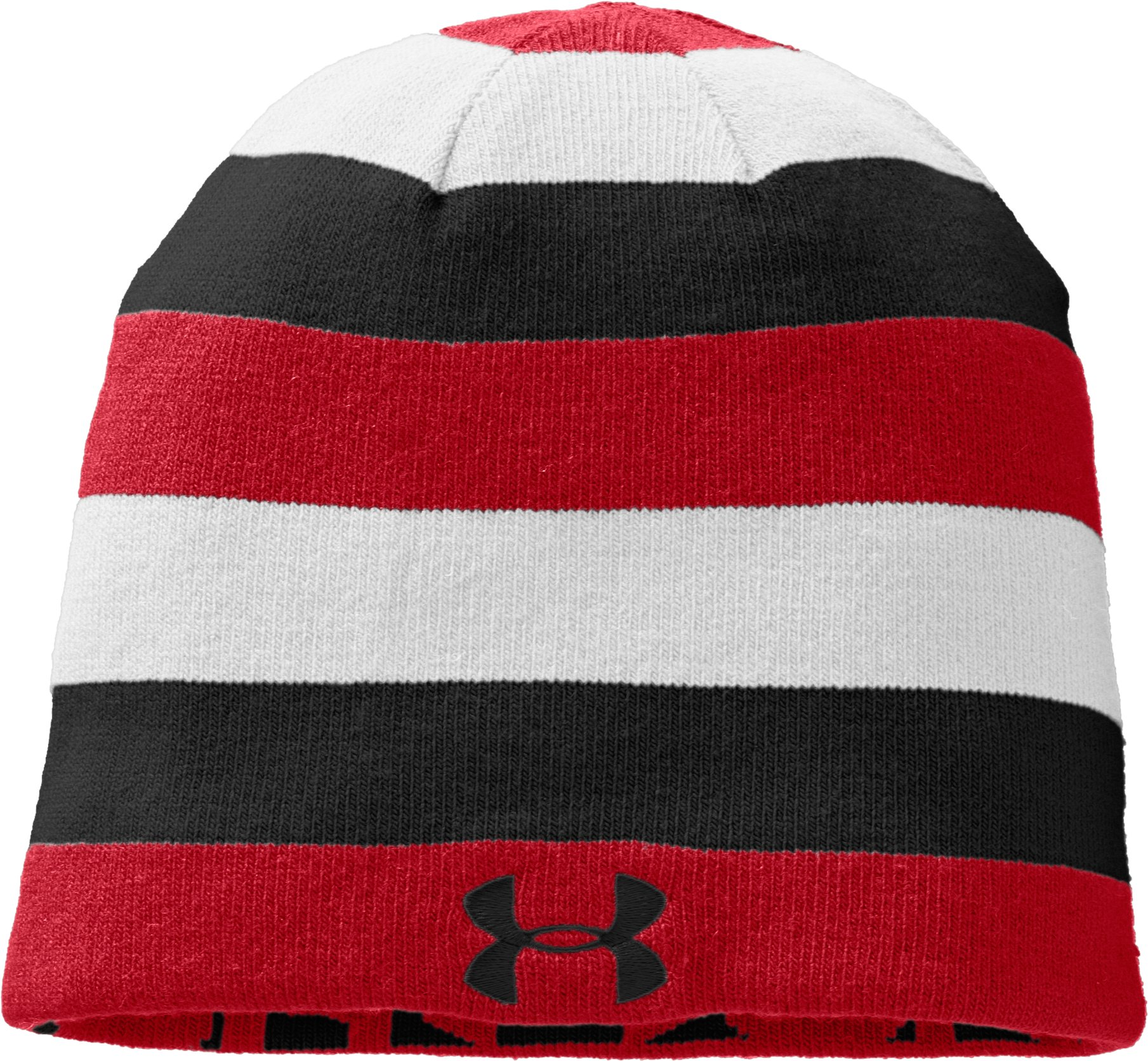 Men's UA Reversible Beanie, Black