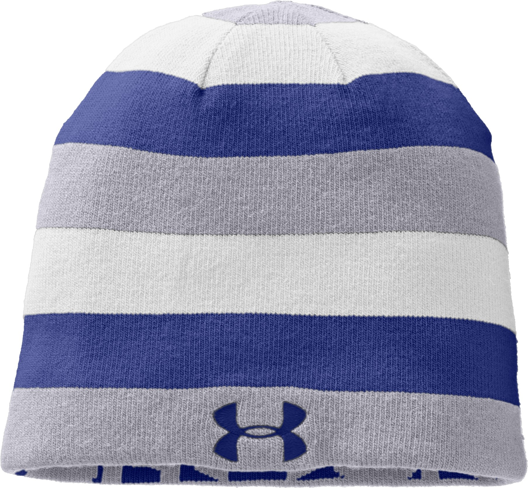 Men's UA Reversible Beanie, Royal