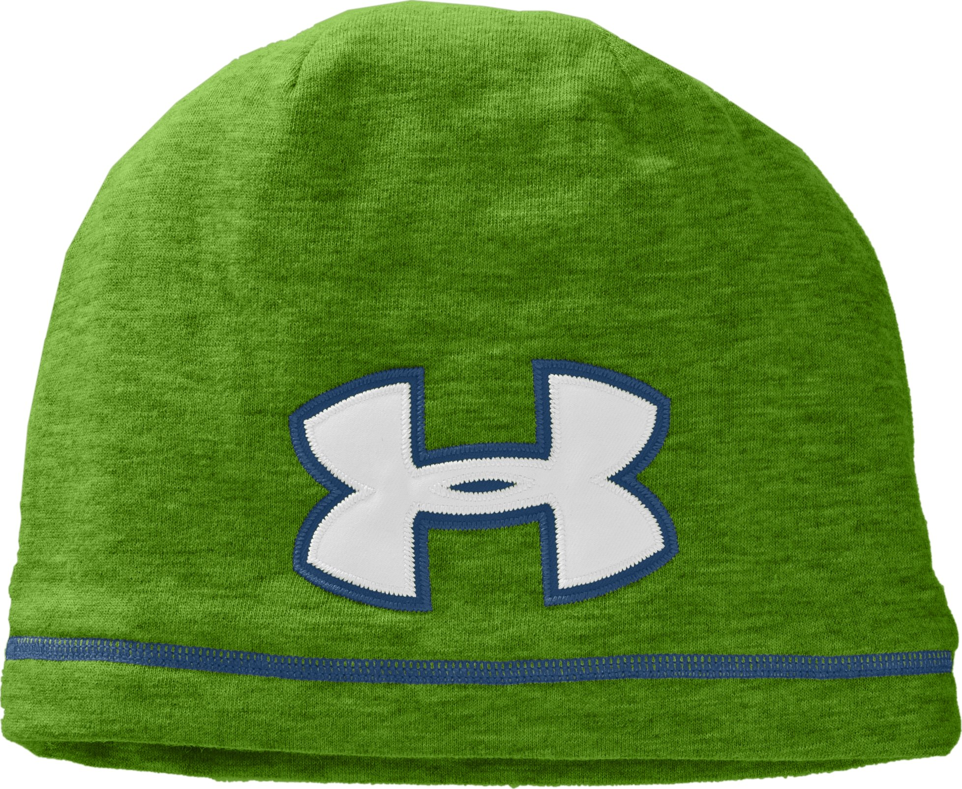 Men's Armour® Fleece Beanie, Battle