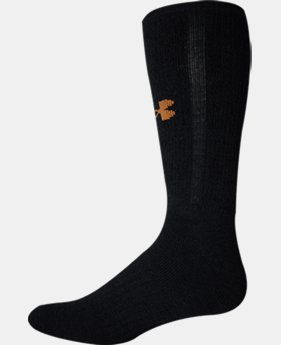 Men's UA Full Cushion Boot Socks  1 Color $10.99 to $13.99