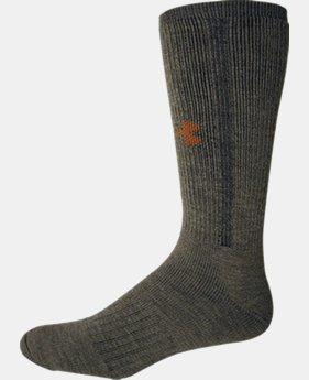 Men's UA Full Cushion Boot Socks   $13.99
