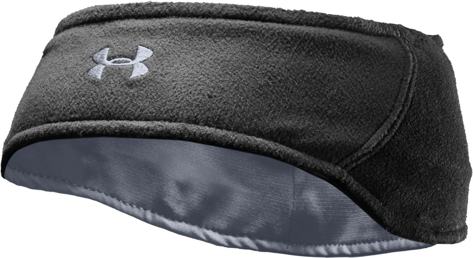 Women's UA Blustery Headband, Black